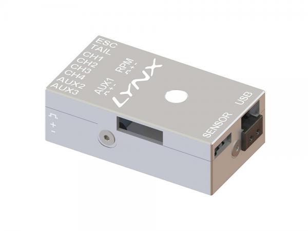 LYNX VStabi NEO V2 Aluminium Upgrade Gehäuse - silber