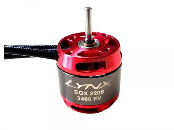 Lynx EOX Motor 2206 - 3400 KV 3S