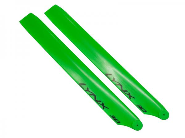 LYNX Blade 230S Plastic Main Blade 240 mm - Green