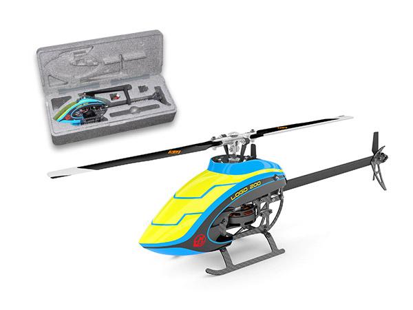 Mikado LOGO 200 Bind&Fly Super Combo