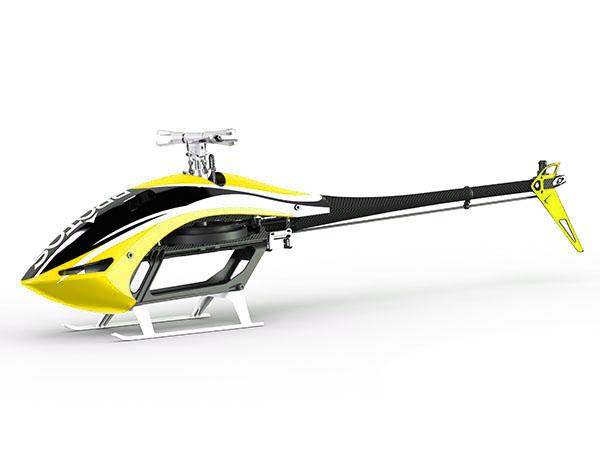 MSH Protos 800x Evo - Yellow MECHANICS ONLY