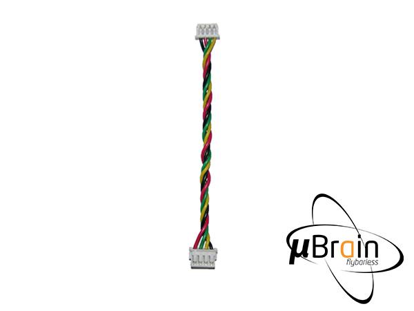 MSH Brain Kabel JST zu Molex 50mm