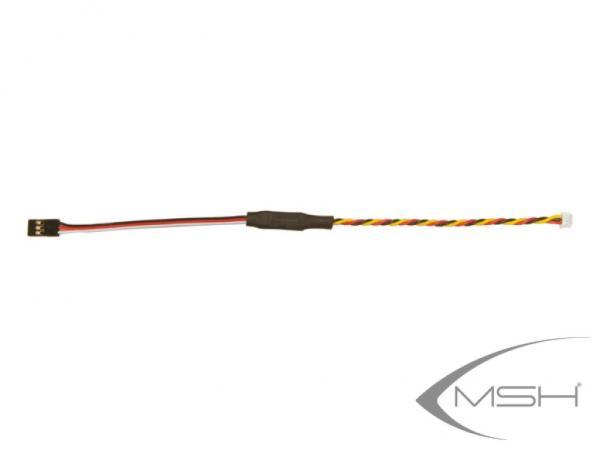 MSH Brain FrSky Adapterkabel # MSH51645