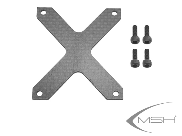 MSH Protos Max V2 X Carbon Rahmenverstärkung # MSH71018