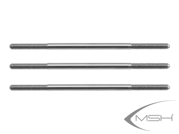 MSH Protos Max V2 Anlenkgestänge Servo - Taumelscheibe # MSH71064