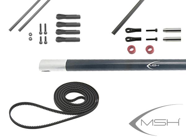 MSH Protos Max V2 770 Umrüstset Kit Protos Max V2 # MSH71203