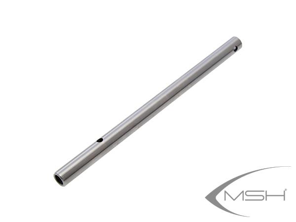 MSH Protos Max V2 / EVO / Leggero Hauptrotorwelle hohl V2 # MSH71236