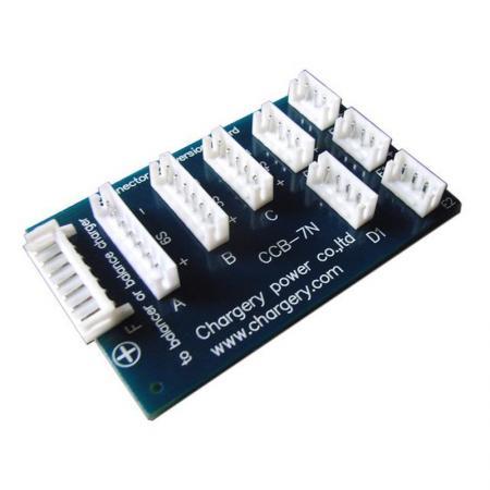 MTTEC Adapterplatte für Kokam/Graupner