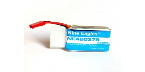 Nine Eagles Lipo-Akku 3,7 V 700 mAh 35C