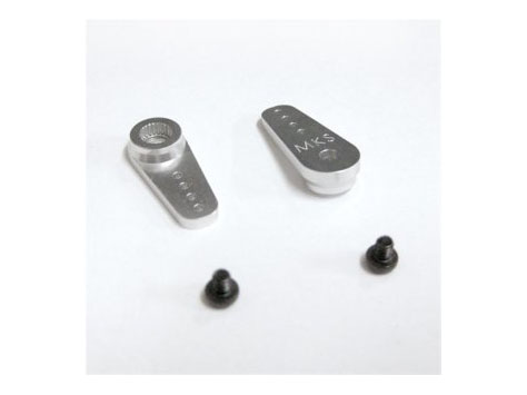 MKS Servohorn Metall - Länge 22mm - DS6125/M/H, HBL6625/M - 2 Stück