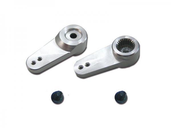 MKS Servohorn Metall - Länge 30mm