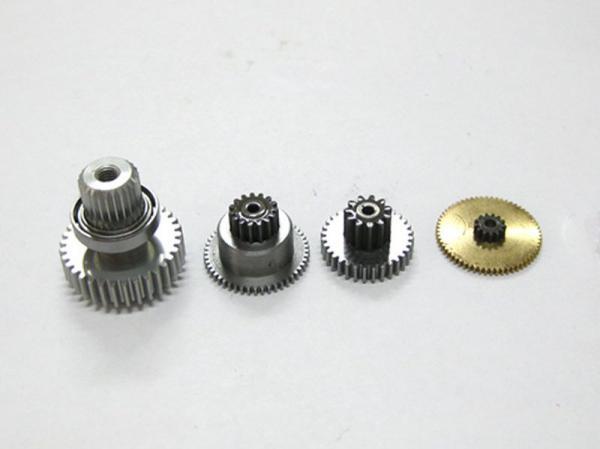 MKS Servo Metallgetriebe-Set - für HBL850