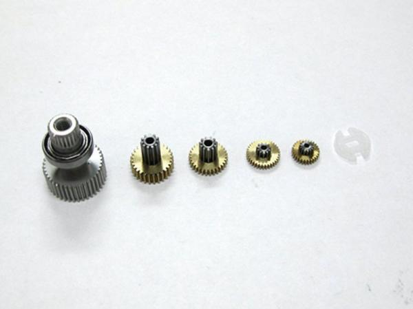 MKS Servo Metallgetriebe-Set - für HV9780