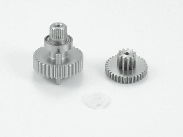 MKS Servo Metall Abtriebszahnrad u. Gegenzahnrad - für HBL960