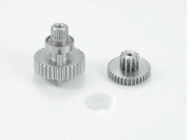 MKS Servo Metall Abtriebszahnrad u. Gegenzahnrad - für HBL990