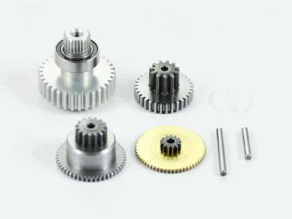 MKS Servo Metallgetriebe-Set - für HBL575