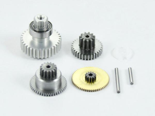 MKS Servo Metallgetriebe-Set - für HBL599