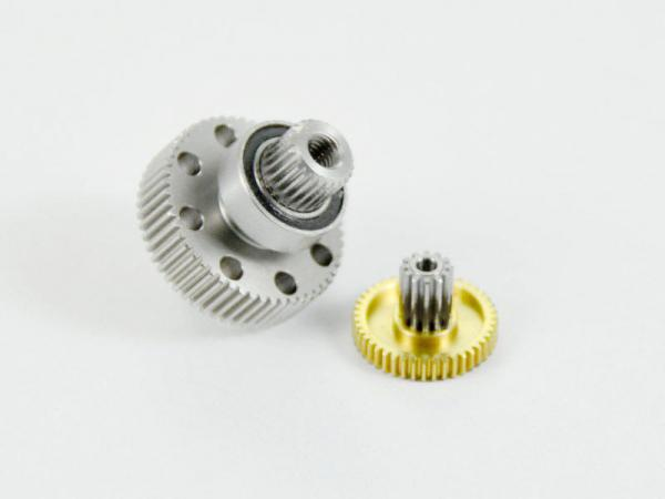 MKS Servo Metall Abtriebszahnrad u. Gegenzahnrad - für HBL575SL
