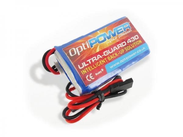 OptiPOWER Ultra-Guard 430 mit 2S LiPo