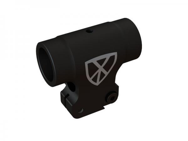 OXY Heli OXY4 Rotorkopfzentralstück Alu schwarz