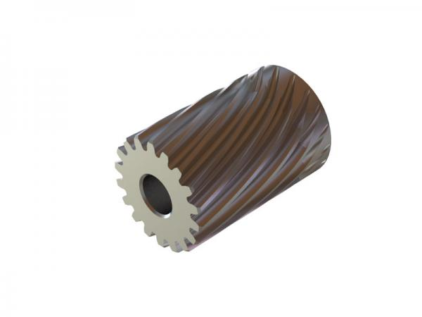 OXY Heli OXY4 Ritzel 17 Zähne 3,5mm Welle schräg- verzahnt