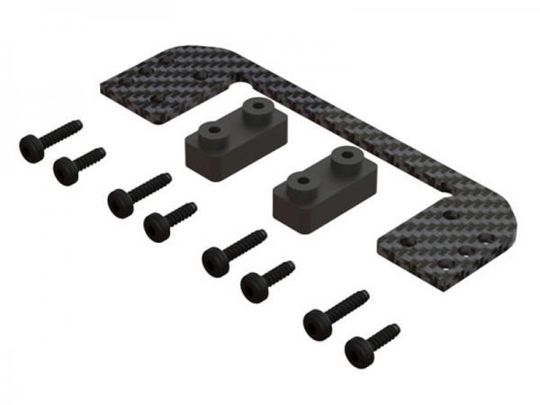 OXY Heli OXY4 Mini Heckservo- Adapter