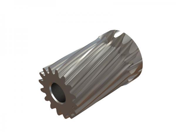 OXY Heli OXY4 Ritzel 16 Zähne 3,5mm Welle schräg- verzahnt