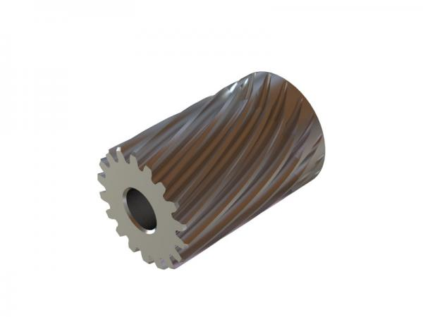 OXY Heli OXY4 Ritzel 18 Zähne 3,5mm Welle schräg- verzahnt