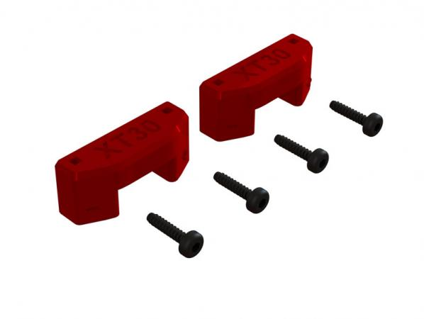 OXY Heli OXY2 XT30 Stecker Halter rot