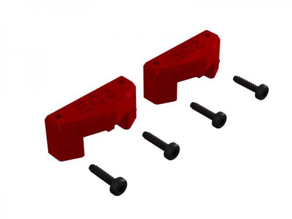 OXY Heli OXY2 EC2 Stecker Halter rot