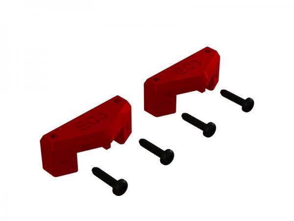 OXY Heli OXY4 EC3 Stecker Halter rot