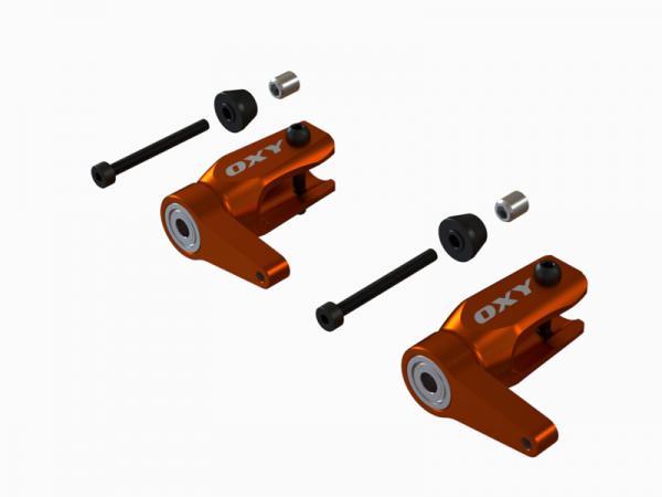 OXY Heli OXY3 Blatthalter orange 2 Stück # OSP-1243