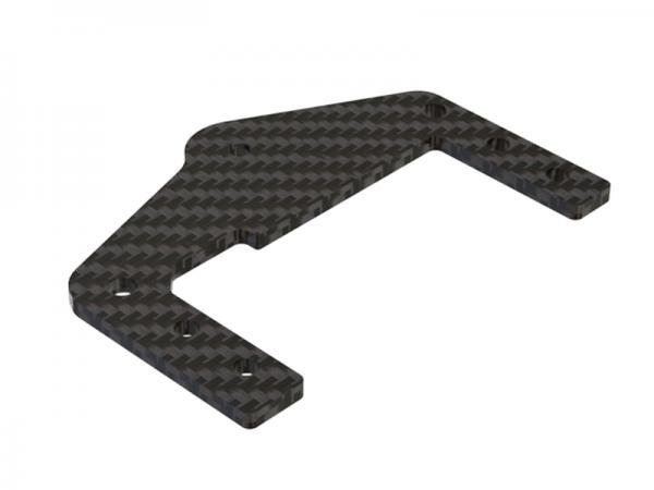 OXY Heli OXY5 Carbon Haubenbefestigungsplatten Standard Servos
