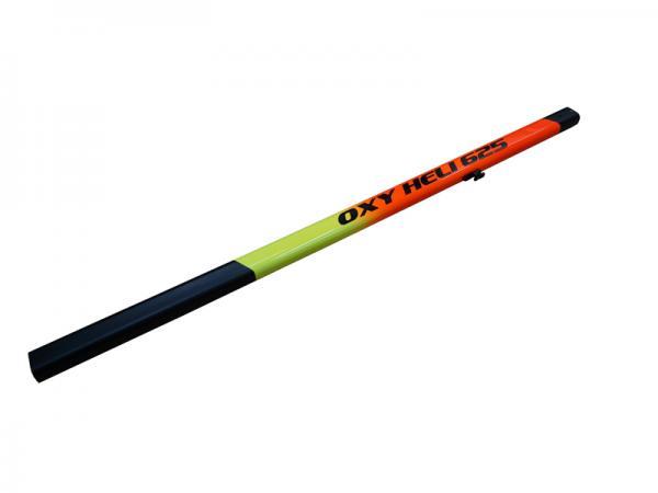 OXY Heli OXY5 MEG Heckrohr Lackiert gelb/orange