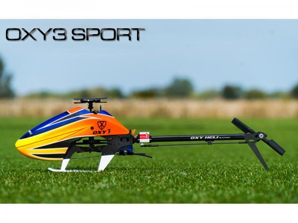 OXY Heli OXY3 Sport - No Main Blades