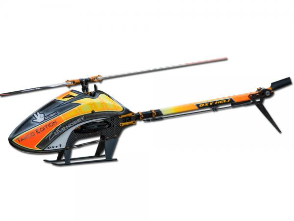 OXY Heli OXY3 Tareq Edition Helikopter Kit with Blade