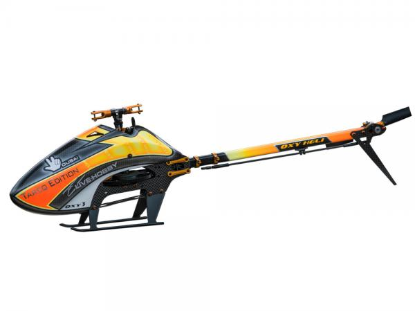 OXY Heli OXY3 Tareq Edition Helikopter Kit (No Main Blade)