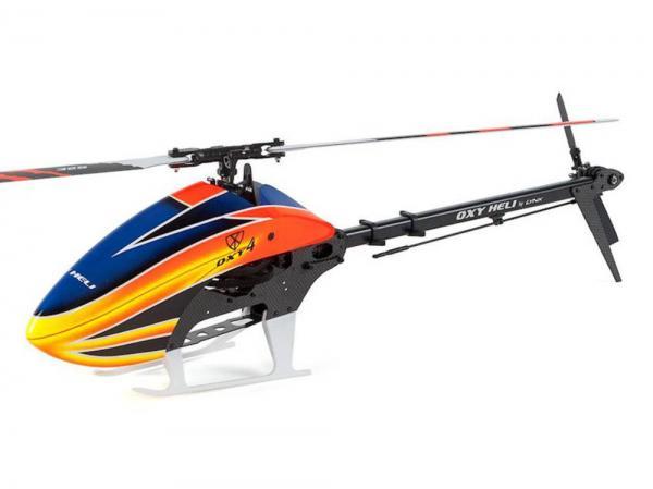 OXY Heli OXY4 325 Pro Helikopter Kit mit 325mm Blätter # OXY4-325P