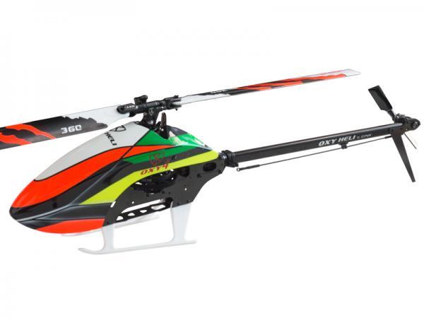 OXY Heli OXY4 360 Pro Helikopter Kit mit 360mm Blätter # OXY4-360P