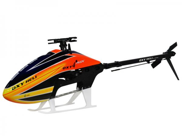 OXY Heli OXY4 MAX Edition 380 Helikopter Kit (ohne Blätter) # OXY4MAXNB