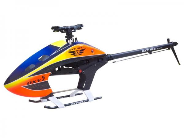 OXY Heli OXY5 Helicopter Kit (without Rotorblade)