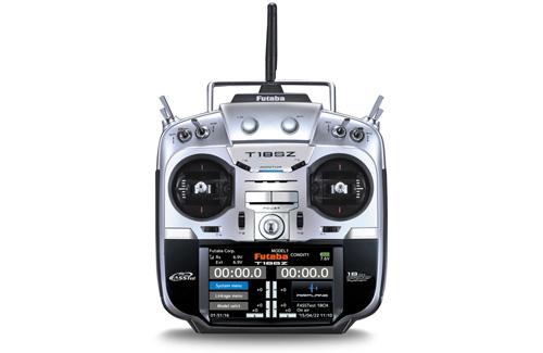Futaba Sender T18SZ 18 Kanal + R7008SB FASSTest