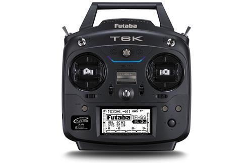 Futaba T6K 6 Kanal Sender & Empfänger R3006SB (T-FHSS, S-FHSS)