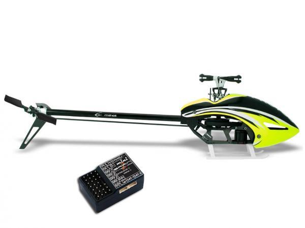 MSH Protos 380 STD Yellow + MiniBrainV2