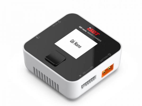 iSDT Q6 Nano Ladegerät 1-6S 200W DC