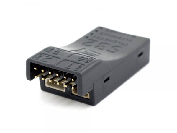 S32 Telemetrie Interface und Logger