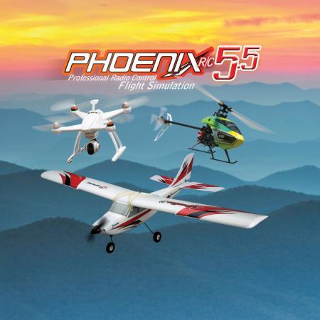 Phoenix R/C Simulator V5.5