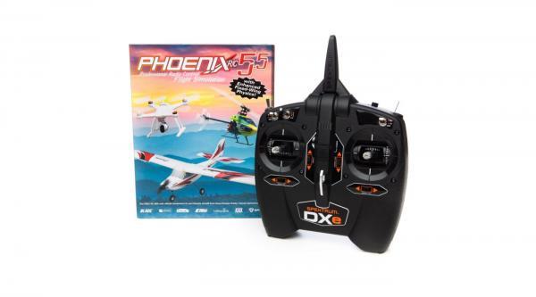 Phoenix R/C Simulator V5.5 m. Dxe
