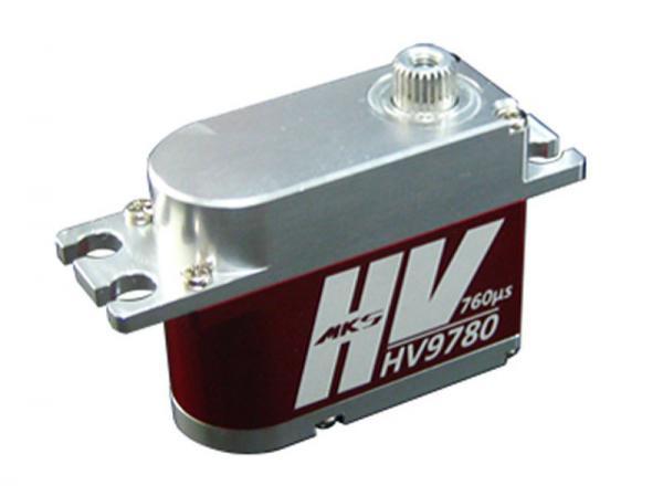 MKS HV9780 - HV Digital Servo Heckservo