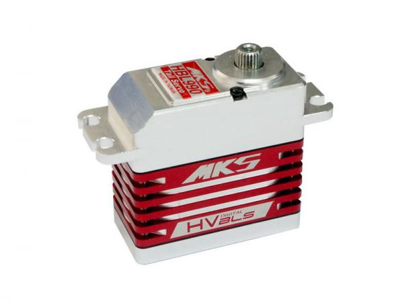 MKS HBL990 HV Digital Servo Brushless Heckservo